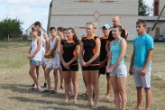 Районные соревнования по пляжному волейболу