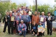 Межрайонный турнир по городошному спорту