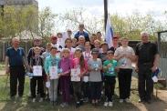 4-й юношеский краевой турнир по городошному спорту