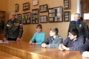75-летие формирования в г. Славгороде 380 стрелковой дивизии
