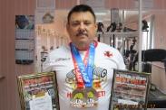 Карапузов И.Н. на мульти-турнире «Золотой Тигр 10»