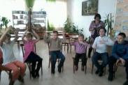 Музыкальнотерапевтическое  занятие  «Веселые нотки»