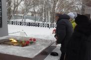 Митинг «Неизвестному солдату посвящается…»