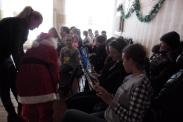 Рождественский спектакль в с. Табуны