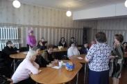 Творческая встреча с бабушками участников клубных формирований