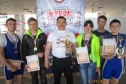 Первый Кубок Алтайского края по жиму лежа, под эгидой «Национальной Ассоциации Пауэрлифтинга» РОССИИ