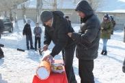 11-й Кубок главы администрации Табунского района по хоккею с шайбой