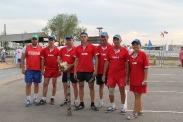 Финальные игры 40 летней Олимпиады сельских спортсменов Алтайского края