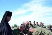 Алтай прощается со своими войнами