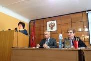 Отчетная сессия районного Совета депутатов