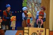 Гастроли Алтайский государственный театр кукол «Сказка»