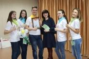 Слет добровольческих объединений Славгородского управленческого округа