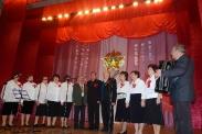 Районный конкурс патриотической песни «Во славу Отечества!»