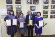 Награды работникам культуры!