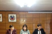 Первое заседание районного Совета молодежи