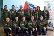 Отчет краевого поискового отряда «Алтай»