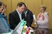 Народный артист РФ Олег Иванов в Табунском районе