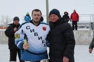 14-й межрайонный турнир по хоккею с шайбой